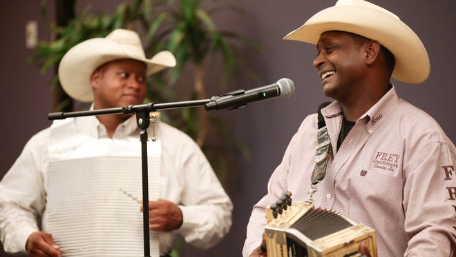 Geno Delafose and French Rockin' Boogie will be the featured band in state tourism commercial.