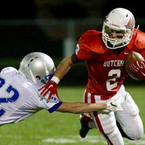 Football - Hilbert at Oostburg, Oct. 2