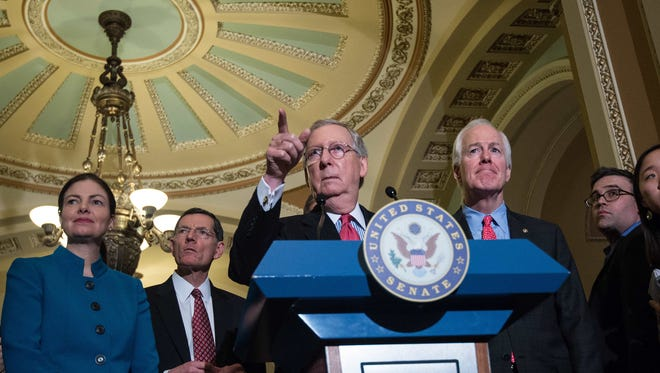 It was an unwarranted undermining of President Barack Obama's authority when 47 GOP senators, including Majority Leader Mitch McConnell, signed an open letter to Iran.