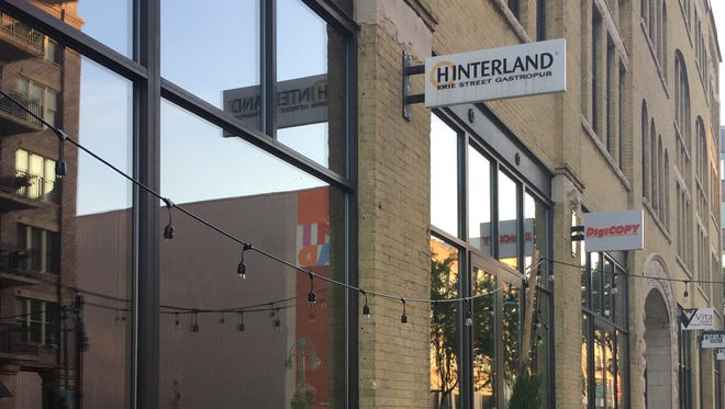 Hinterland Erie Street Gastropub, 222 E. Erie St., closed its doors for good Aug. 8 after 10 years of business.