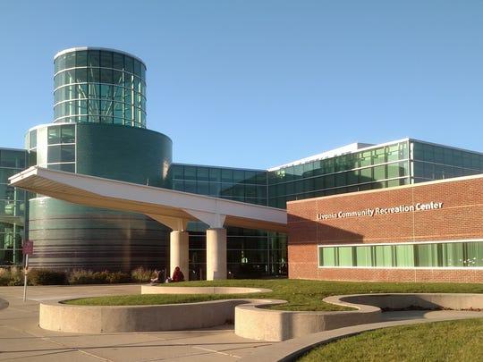 The Jack E. Kirksey Recreation Center.