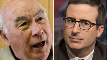 Murray Energy sues John Oliver, HBO over coal-industry story