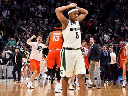 For Msu Fans It S Now March Sadness