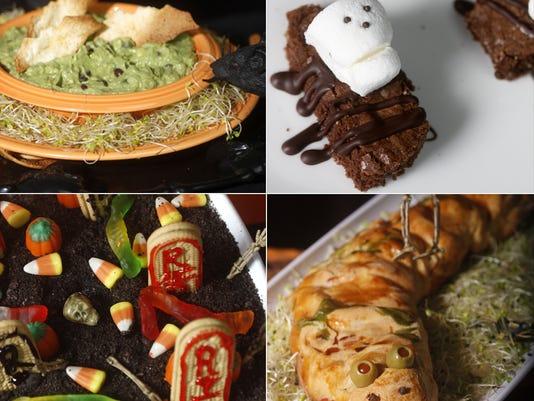 2011 Halloween Recipes