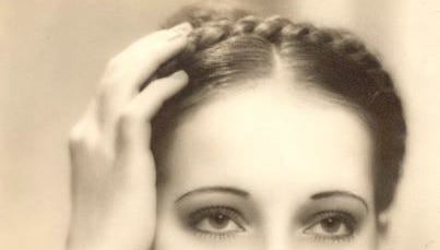 Helene Clemente, a dancer on stage and film in the 1930s and 40s.