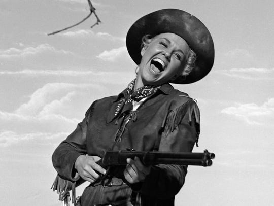 "In 1953's ""Calamity Jane,"" Doris Day introduced ""Secret"