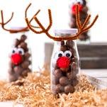 Christmas DIY: Reindeer jars