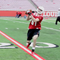 First day of U of L spring football practice