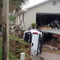 RAW VIDEO: Gulf Breeze homes suffer sinkholes from floodwaters