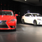 2014 Lexus IS debuted at the Detroit Auto Show