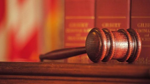 Three plead not guilty in foreclosure fraud case