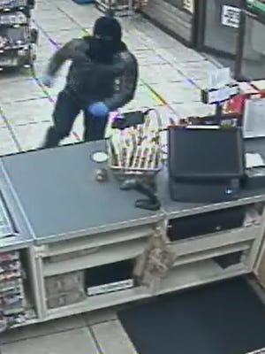 El Paso police are seeking help in identifying a serial burglar who has been hitting 7-Eleven stores.