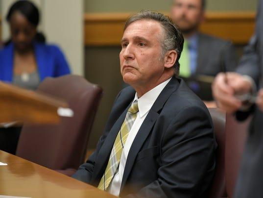 Nas-Looney in court