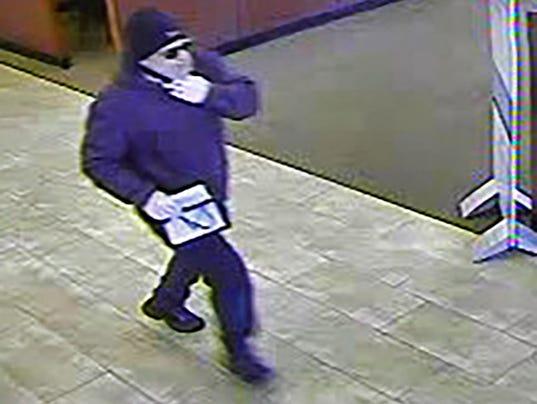Hanover Bank Robber