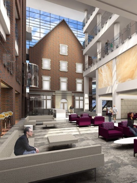 riley hospital plans to build 142 million maternity and