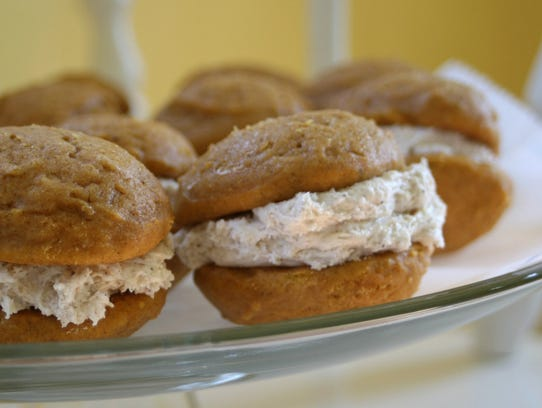 Whoopie Pies can replace cupcakes for a birthday celebration.