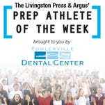 Vote LD Athlete of the Week (Oct. 30 - Nov. 5)