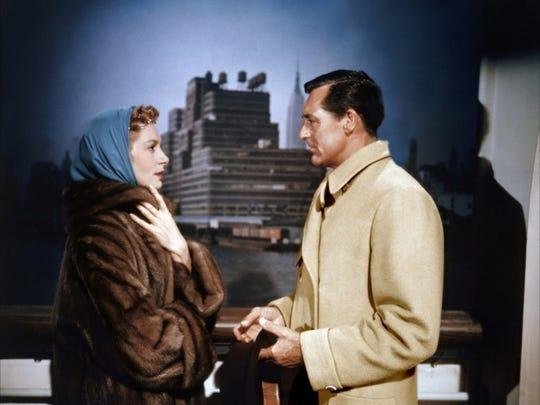 """An Affair to Remember"" stars Deborah Kerr and Cary Grant."