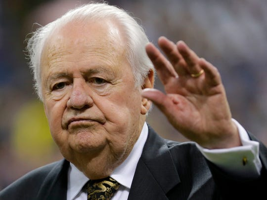 Tom Benson, the owner of the New Orleans Saints and New Orleans Pelicans, died on March 15 at age 90.
