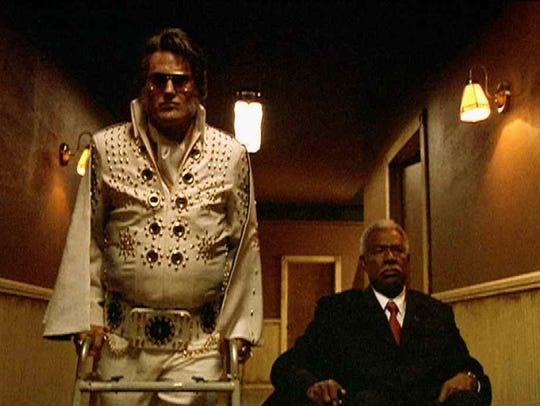 """Bruce Campbell is """"Elvis"""" and Ossie Davis is """"Jack"""""""