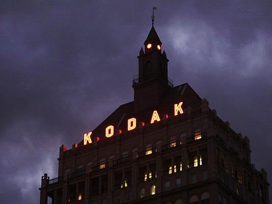 Eastman Kodak Co. headquarters in Rochester.