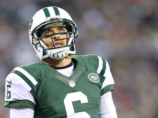 Former Jets QB Mark Sanchez