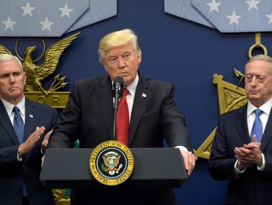 Donald Trump New Travel Ban