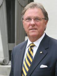 Madison County Mayor Jimmy Harris