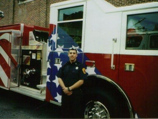Michael McMullen, a former Salisbury firefighter paramedic,