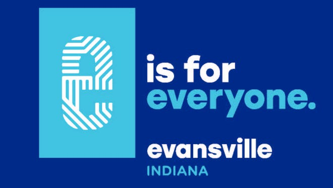 The new e is for everyone logo.