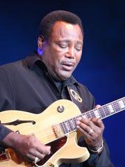 The Grammy winning guitarist performs in Mesa.