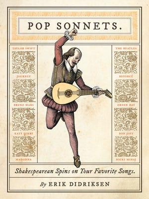 """""""Pop Sonnets"""" by Erik Didriksen"""