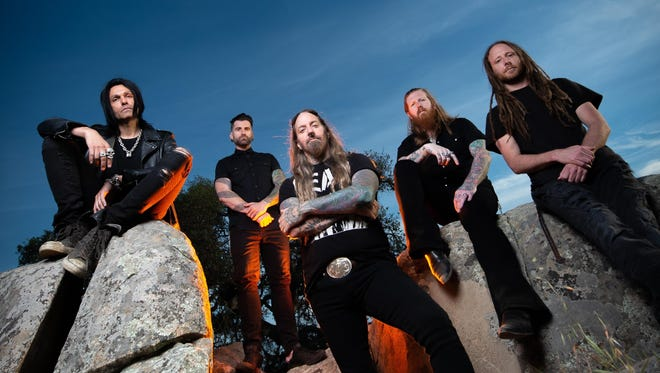 DevilDriver is performing at INKcarceration this year at the Ohio State Reformatory.