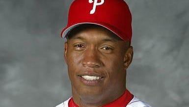 Former Major League Baseball player Milt Thompson.