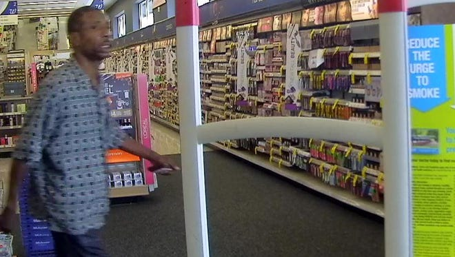 Smyrna police are asking for the public's help in identifying this man.