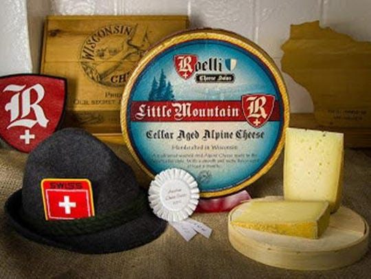 The Roelli Cheese Co., won Best of Show in the annual