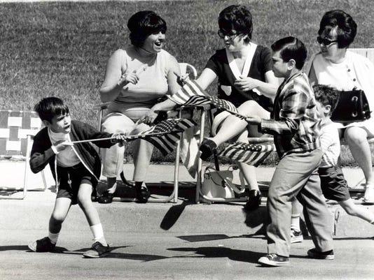 Memorial Day 1970 NJ