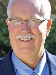 Lawrence City  Councilman Steve Collier.