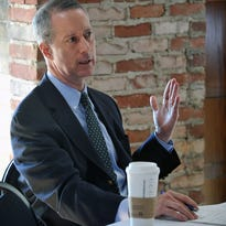 Regulations focus of congressman's business round table