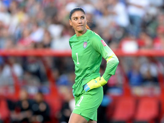Soccer: Women's World Cup-United States at China PR