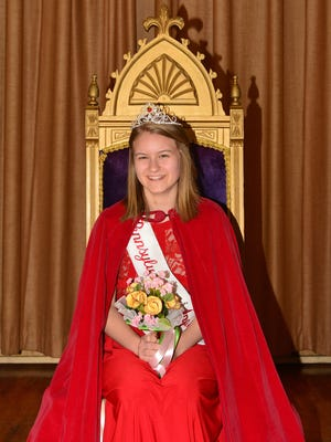 Emma Britton was crowned 2016 Pennsylvania Apple Queen at the Apple Blossom Festival.