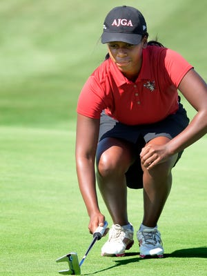 Susquehannock's Kendel Abrams won the PIAA East Regional Class 3-A girls' title on Monday. She shot an 80 and won in a playoff. YORK DISPATCH FILE PHOTO