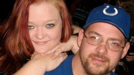 Randy Satter and his wife, Christy. Satter died in a soybean plant explosion Thursday, Nov. 5, 2015.