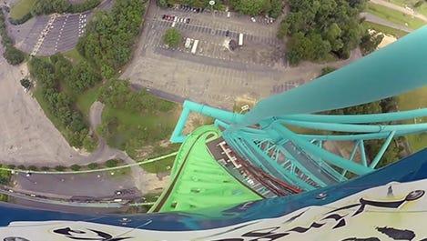 Whether you're a coaster freak or fraidy cat, you've got to take a virtual ride on the Kingda Ka.