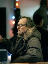 "Director Harold Guskin in 2008 while directing ""Down"