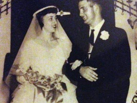 Anniversaries: Robert Rutledge & Barbara Rutledge