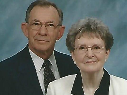 Anniversaries: John Martin & Rosa Lee Martin