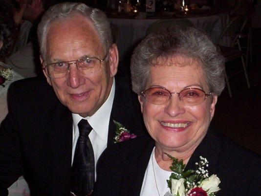 Anniversaries: Keith Burnett & Emma Burnett