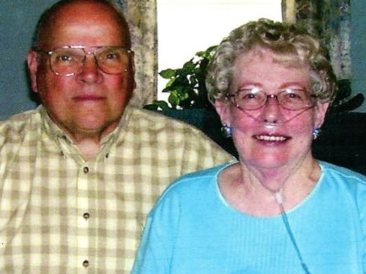 Anniversaries: Ronald Brooks & Janet Brooks