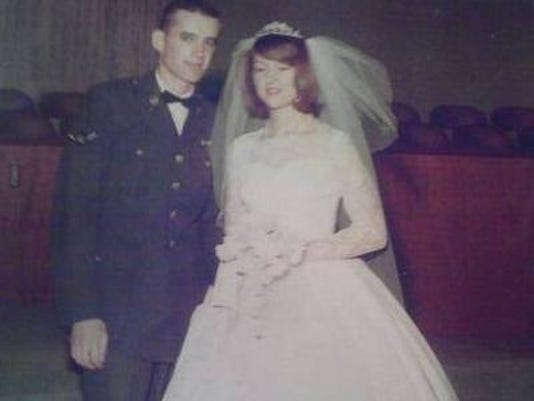 Anniversaries: Jim Ferguson & Vicki Ferguson